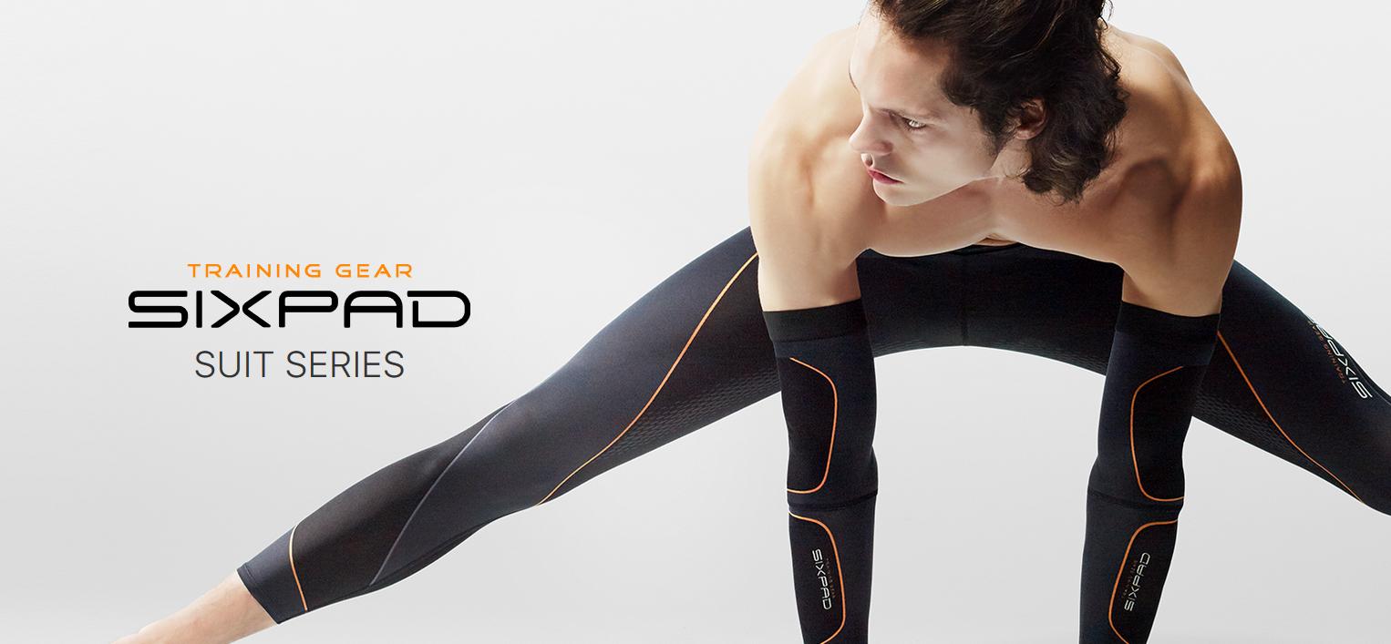 シックスパッド(SIXPAD) トレーニングキア クリスチアーノロナウド 筋トレ