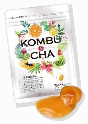 KOMBUCHA -コンブチャ- ダイエット 美肌